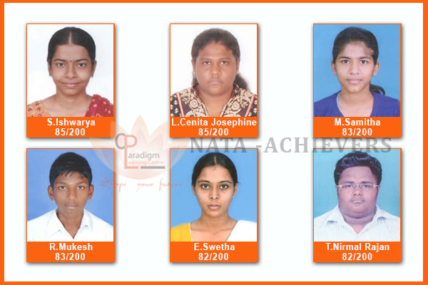 PLC is the Best NATA Coaching classes for B.Arch Studies in chennai and Trichy
