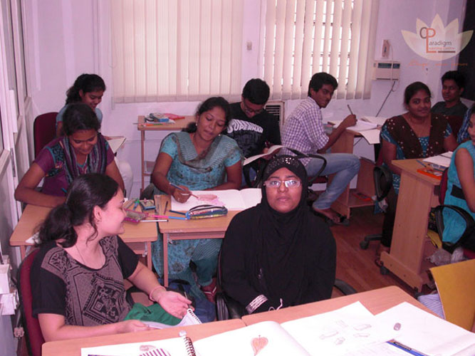 NATA Exam Course Training Centres in Chennai and Trichy, PLC