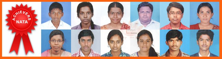 PLC provides exclusive coaching classes for NATA Aspirants in Chennai and Trichy